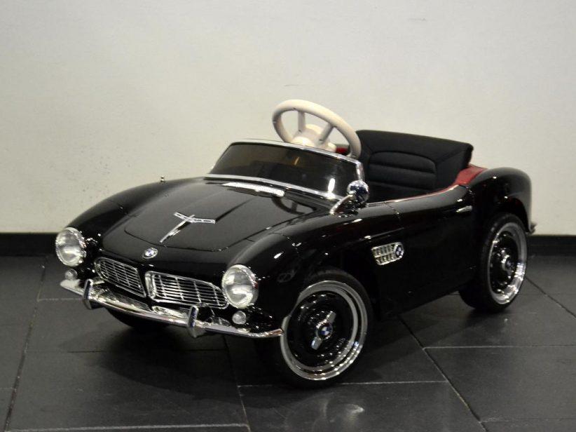 Bmw 507 Elektrische Kinderauto 12V 2.4G RC Zwart