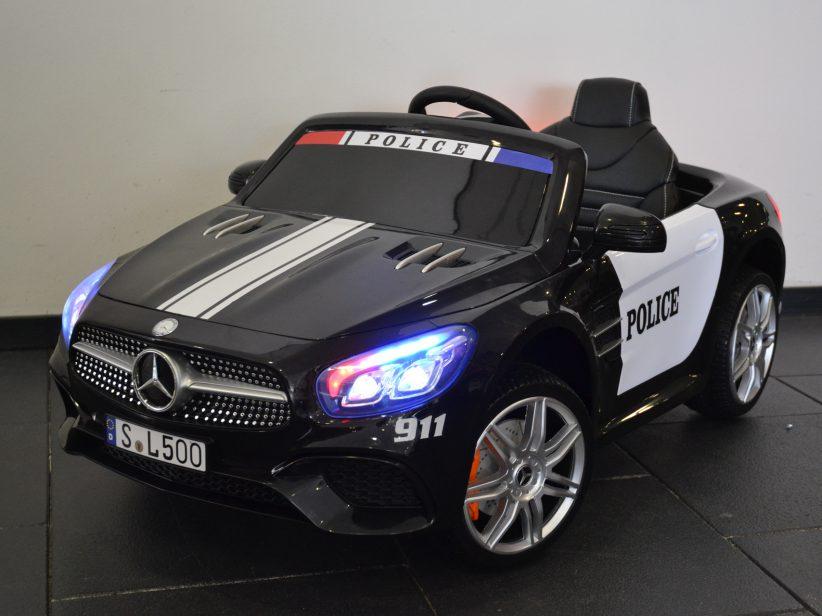 Mercedes SL500 Politieauto elektrische speelgoedauto 12V 2.4G RC