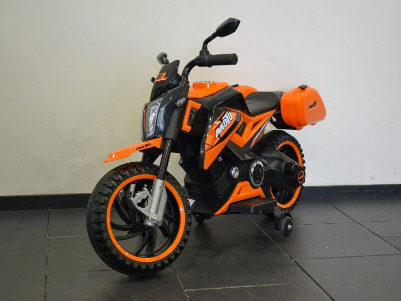 Motor Elektrische Accu Kindermotor 12V Oranje