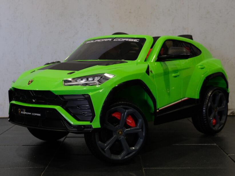 Lamborghini Urus Elektrische Kinderauto 2.4G RC Groen