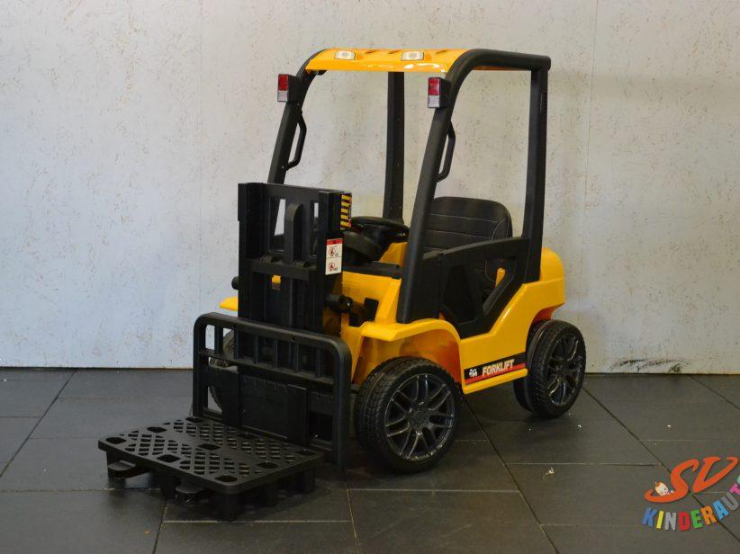 Heftruck Elektrische Kinderheftruck 12V 2.4G RC met Afstandsbediening